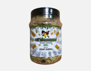 NZ Crunchies Milky Matcha